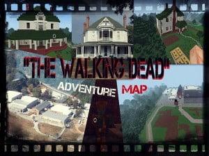 The Walking Dead Survival Map
