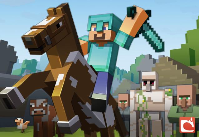 minecraft-horses