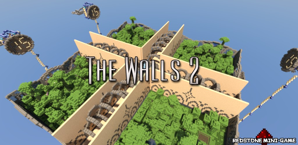 The Walls 2 PVP Survival - 35min