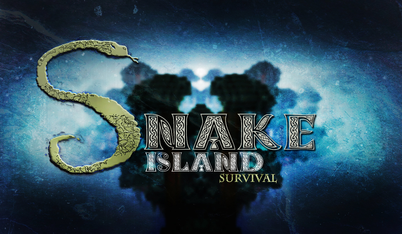 Snake Island Survival Map